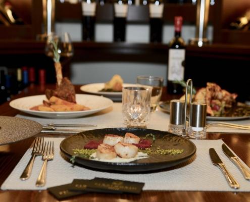 Pinzimonio_restaurant_Tisch - 1